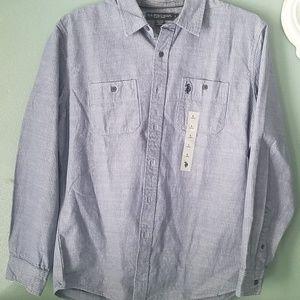 U.S. Polo ASSN Long Sleeve Shirt